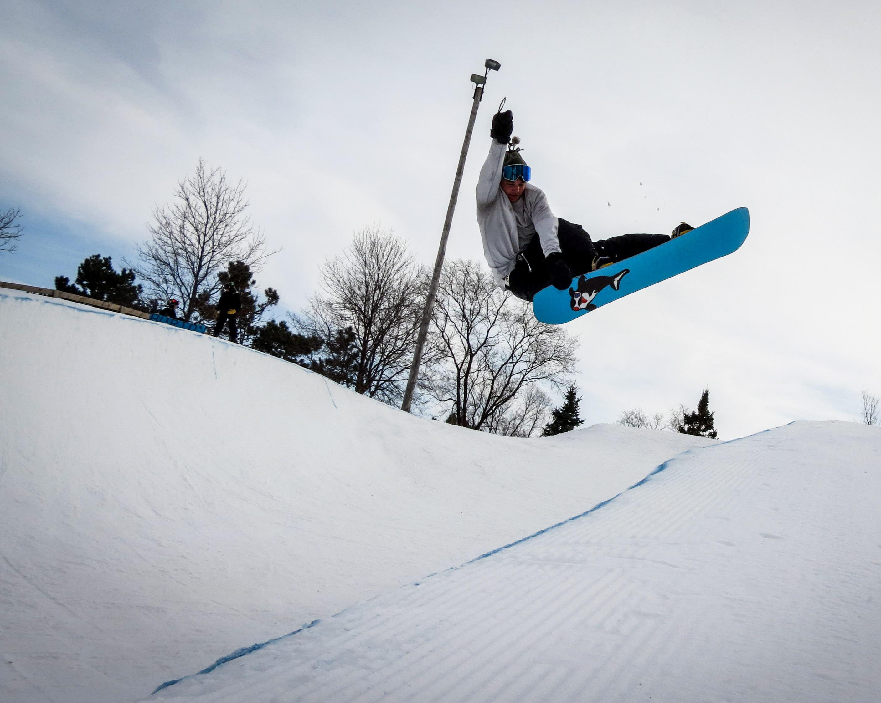 Winter Ski & Snowboard Rates - Buck Hill