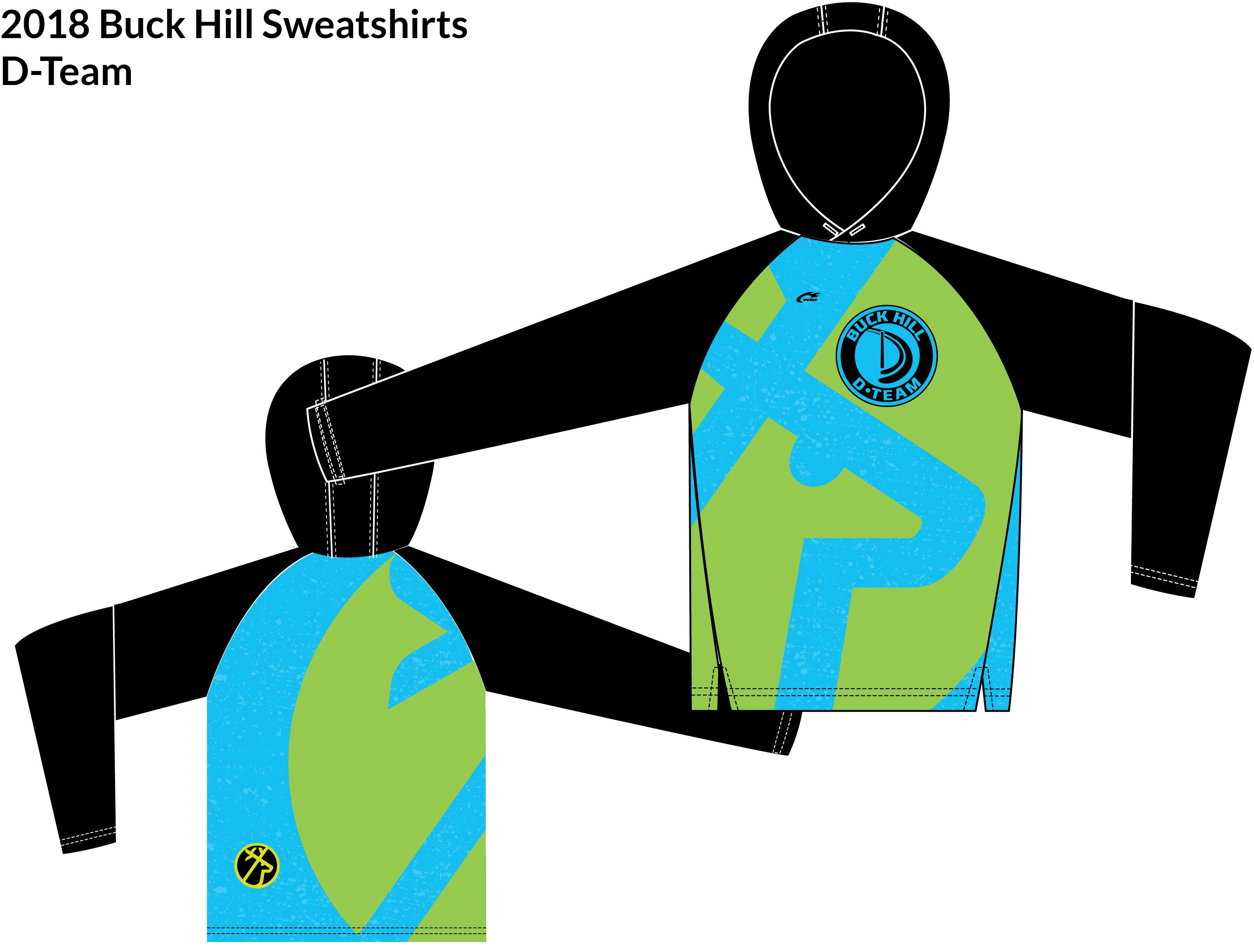 D-team Sweatshirt